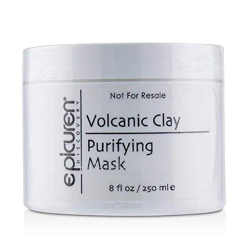 最大のリボン分類Epicuren Volcanic Clay Purifying Mask - For Normal, Oily & Congested Skin Types 250ml/8oz並行輸入品