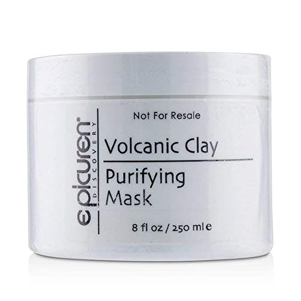 先史時代のおもてなしビスケットEpicuren Volcanic Clay Purifying Mask - For Normal, Oily & Congested Skin Types 250ml/8oz並行輸入品