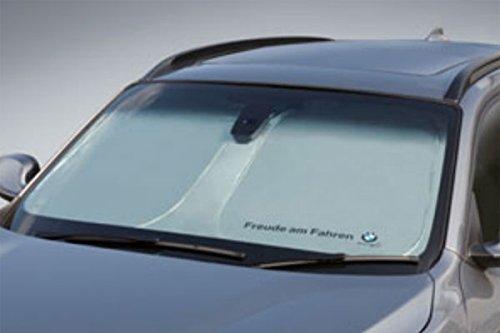 【BMW純正】 BMW フロントウインド・サンシェード Mサイズ 5シリーズ・6シリーズ・X3 用