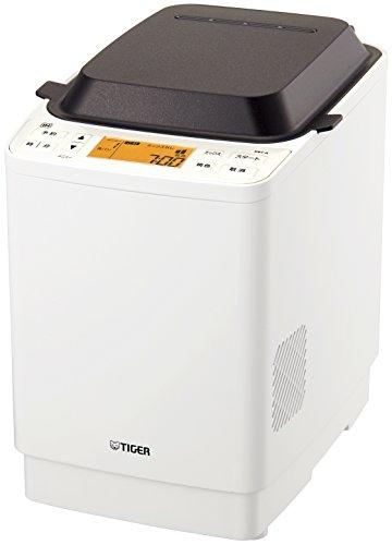 タイガー  IHホームベーカリー  1斤タイプ ホワイト KBY-A100-W B075ZJ7BJB 1枚目