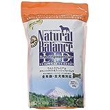 ナチュラルバランス スウィートポテト&フィッシュ (全犬種/全年齢対応) 1kg