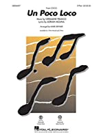 Un Poco Loco (From Disney's Coco) (2-Part Choir, arr. Brymer). For 2部合唱