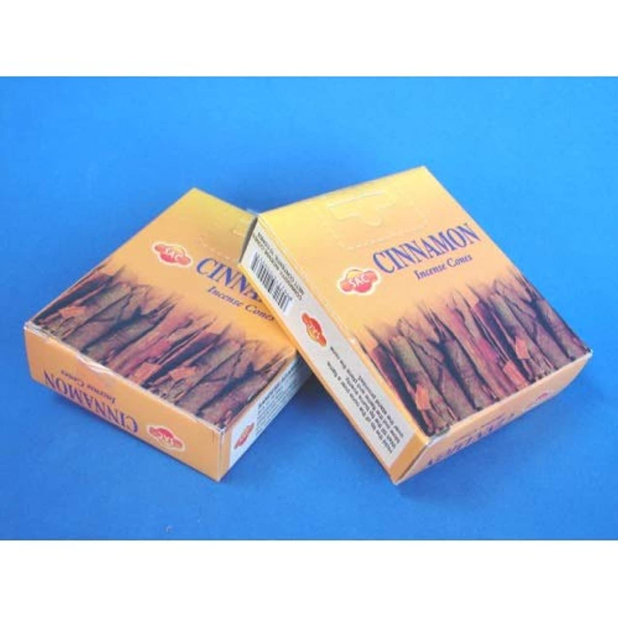 上院議員アレンジ縫い目2 Boxes of Cinnamon Incense Cones