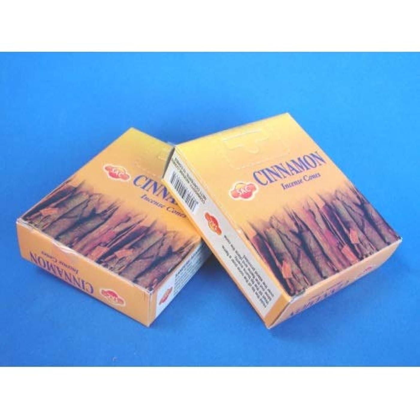 インスタンス親愛な疑い者2 Boxes of Cinnamon Incense Cones