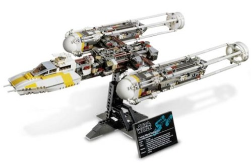 LEGO Y-wing Attack Starfighter UCS 10134(並行輸入品)