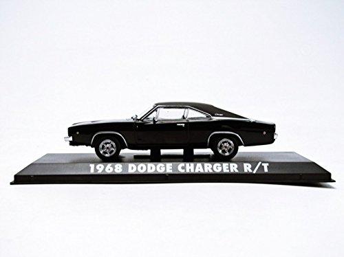 グリーンライト 1/43 1968 ダッジ チャージャー