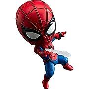 ねんどろいど スパイダーマン:ホームカミング スパイダーマン ホームカミング・エディション ノンスケール ABS&PVC製 塗装済み可動フィギュア