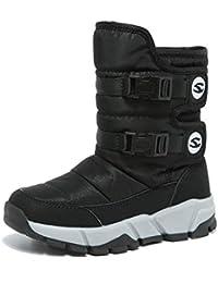 e2588bceea89d  エンゼルシティー  スノー シューズ キッズ ジュニア 女の子 男の子 ショートブーツ 冬用 ブーツ 雪遊び 子供靴 アウトドアシューズ 雪用ブーツ  綿雪靴 厚底靴…