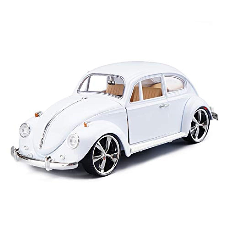 おなじみの無知電卓HBWJSHカーモデルカー1:18レトロクラシックカーシミュレーション合金ダイキャスト玩具ジュエリースポーツカーコレクションジュエリー