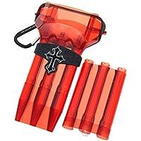 ダーツケース L-Style エルスタイル KRYSTAL ONE クリスタルワン レッド