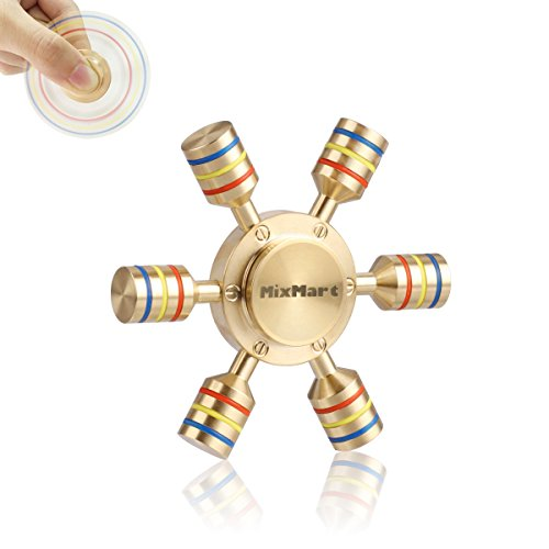 MixMart Hand Spinner Fidget Spinner ハンドスピナー 指スピナー おもちゃ セラミックのボールベアリング