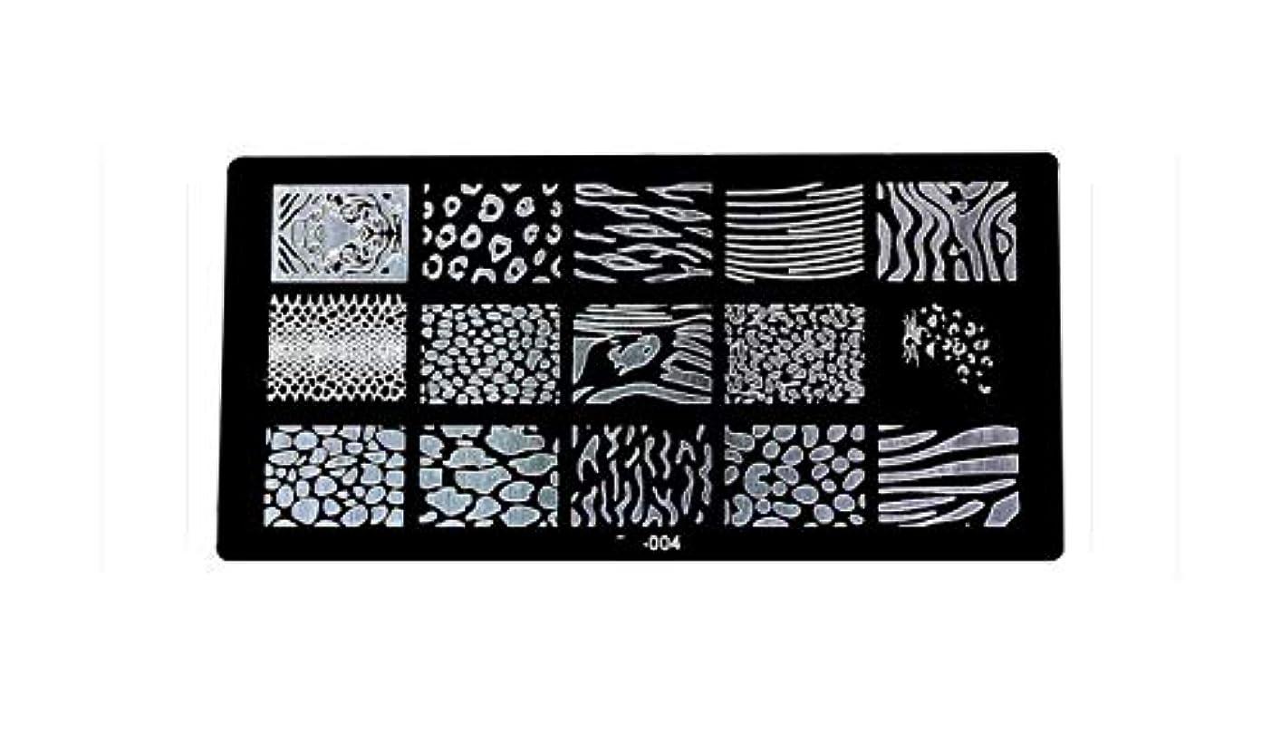 悪化するむちゃくちゃガラス高品質マニキュアテンプレート6 * 12センチネイルスタンピングプレート画像ディスク転送印刷BCNテンプレート,BCN004