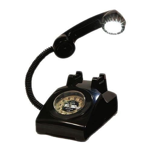 Phone? Alarm Clock フォン? アラームクロック ブラック