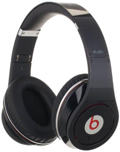 【国内正規品】Beats by Dr.Dre Studio 密閉型ヘッドホン ノイズキャンセリング ブラック BT OV STUDIO BLK