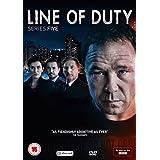 Line of Duty Season Series 5 DVD
