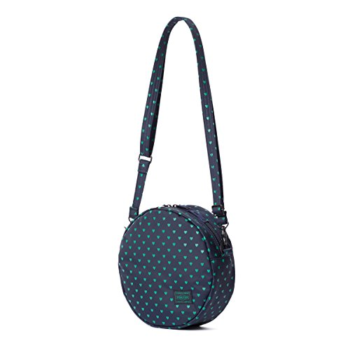 (ヘッド・ポーター) HEAD PORTER | LYRA | SHOULDER BAG (NAVY)