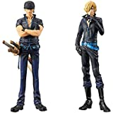 ワンピース DXF~THE GRANDLINE MEN~ONE PIECE FILM GOLD vol.3(ゾロ)+vol.4(サンジ)2種セット