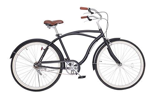 21Technology 26インチ ビーチクルーザー 自転車