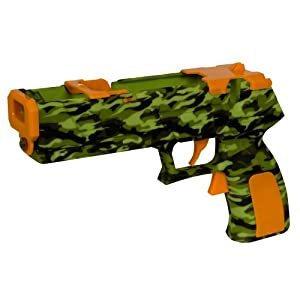dreamGEAR QUICK SHOT PLUS MOTIONPLUS™ カモフラージュ