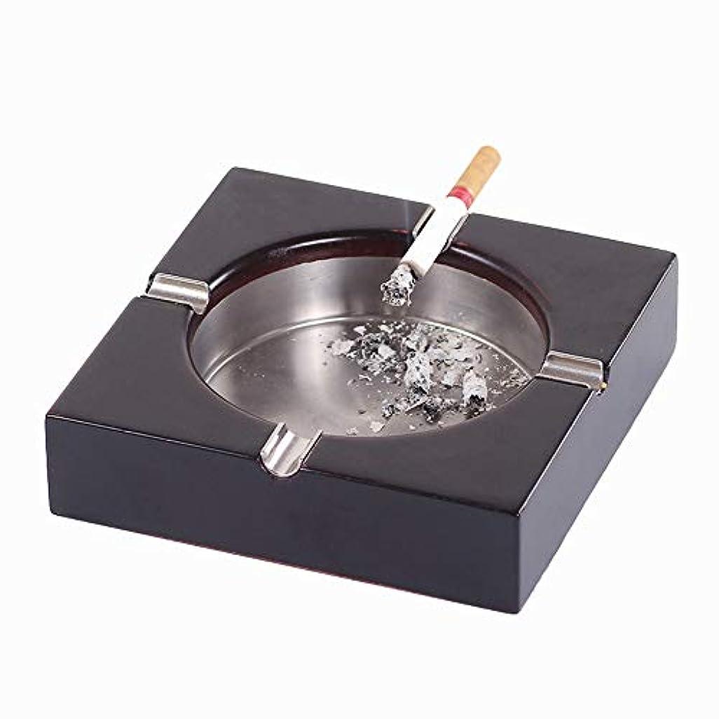 規則性浮浪者に対してふたの家の装飾とタバコの創造的な灰皿のための灰皿 (Size : M)