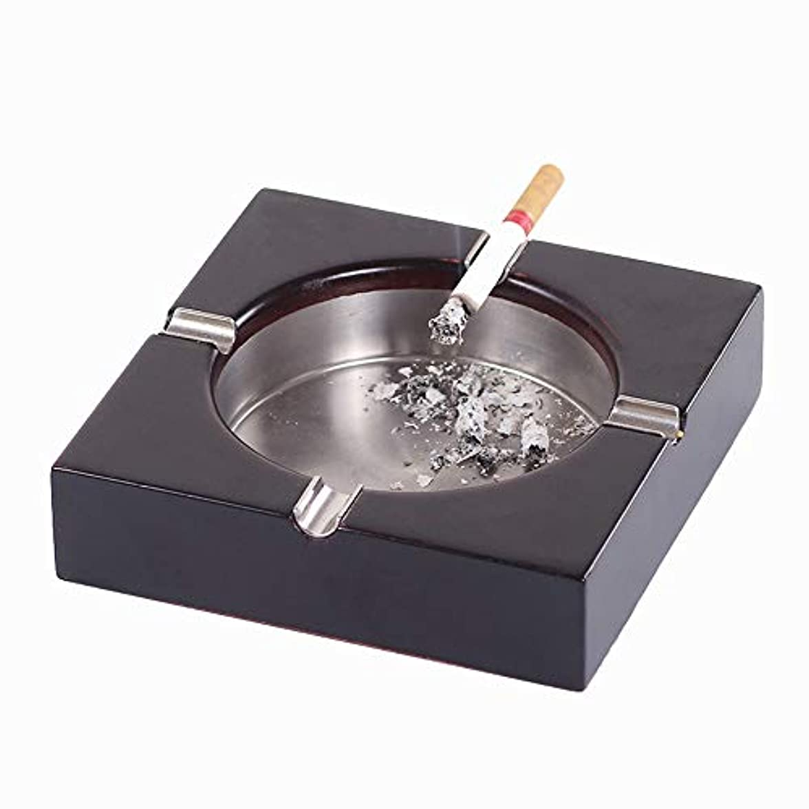 入場料リボン引き渡すふたの家の装飾とタバコの創造的な灰皿のための灰皿 (Size : M)
