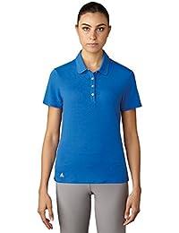 Adidas Golfレディース範囲WearポロTシャツ