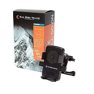 Eco Ride World スマートフォンホルダー エアコン吹き出し口取付タイプ is_032