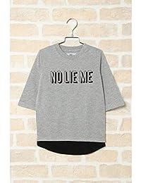 イッカ キッズ(ikka) 【キッズ】裾サーマル7分袖Tシャツ(120~160cm)