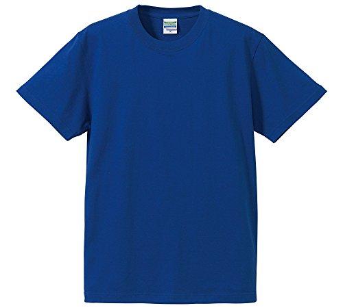 (ユナイテッドアスレ)UnitedAthle 5.6オンス ハイクオリティー Tシャツ 500101 085 ロイヤルブルー M