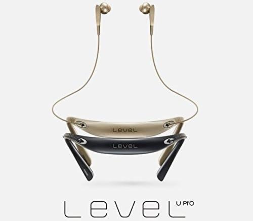 2016新しい三星レベルのU PRO Bluetoothワイヤレスヘッドフォンブルーブラック 2016 New Samsung Level U PRO Bluetooth Wireless Headphones EO-BN920CFEGUS (Blueblack)