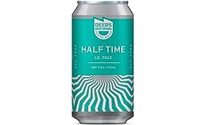 Deeds Brewing Half Time Lil' Pale (24 x 375ml Carton)