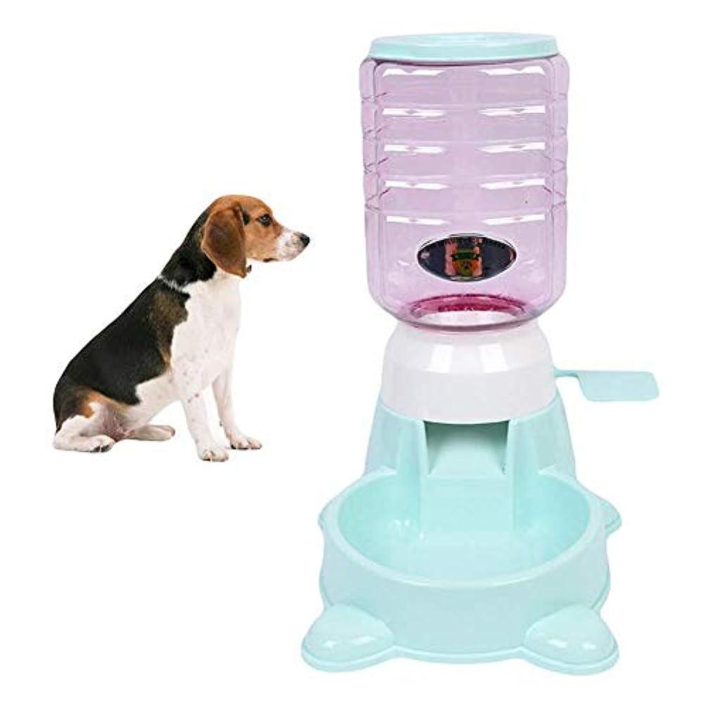 ペット自動フィーダー、猫と犬のプレスタイプの定量給餌、1.8L容量のストレージ、ペットインテリジェンスの開発