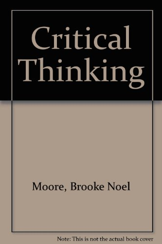 Download LOOSELEAF FOR CRITICAL THINKING 0077518519