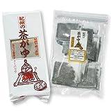 【和歌山 特産】梅のヤマイチ本店の地元シリーズ「ほうじ茶(粉)茶がゆパック」※和歌山日置川の茶葉を使用