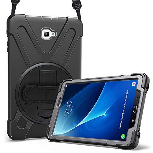 SM-T580//T587 Model 2016 Rel Supershieldz for Samsung Galaxy Tab A 10.1 3-Pack