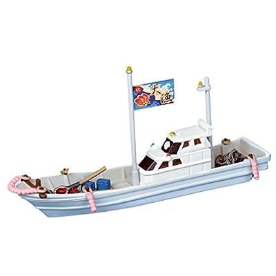 トミーテック ジオコレ 情景小物 010-2 漁船 B2 一本釣り ジオラマ用品