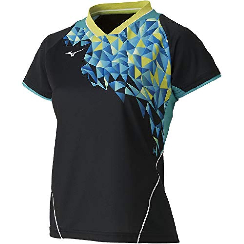 MIZUNO(ミズノ) ゲームシャツ(卓球) レディース 卓球 ウエア ゲームシャツ (82JA8701)
