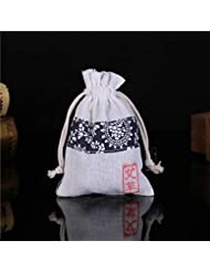 Diatems - バッグ逆流香り白檀、沈香、ヨモギ、arborvitae、装飾用、流れるタバコ、コーン香、室内香