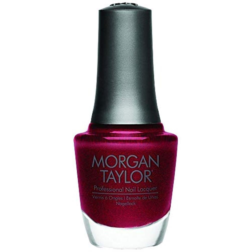加速する自慢基礎Morgan Taylor - Professional Nail Lacquer - I'm So Hot - 15 mL / 0.5oz