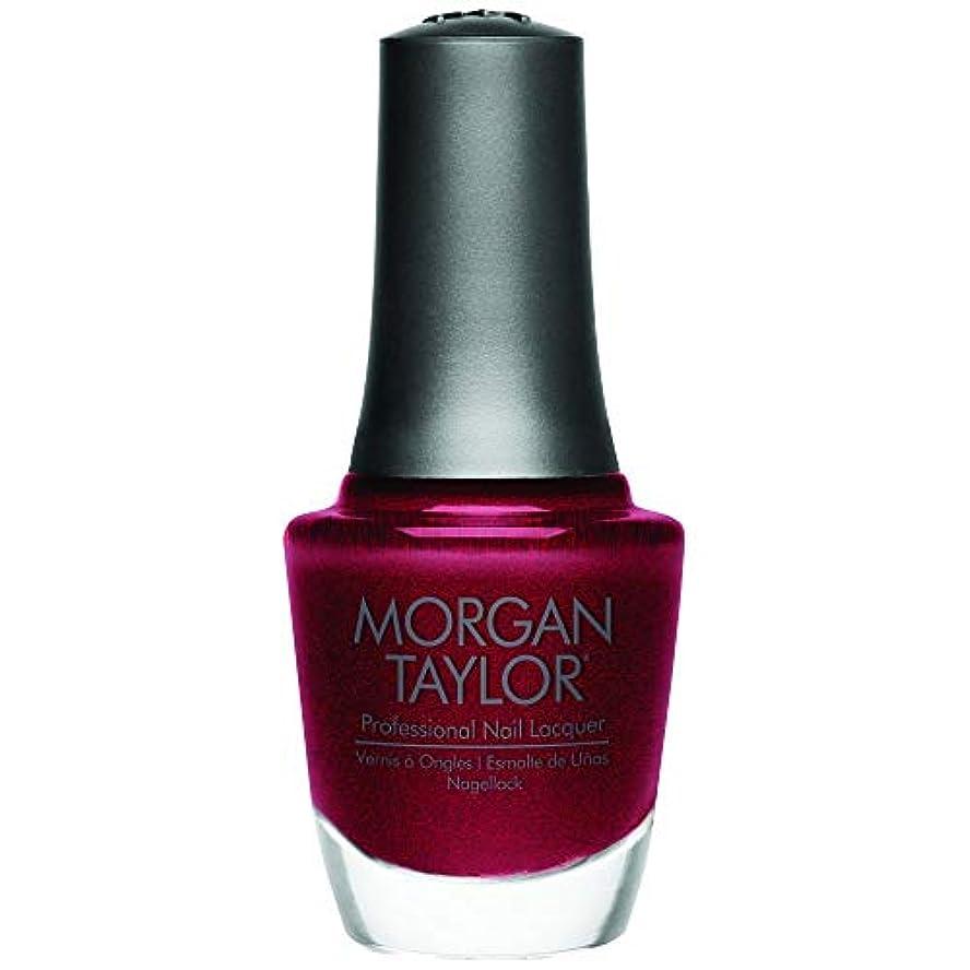 男やもめ滴下対象Morgan Taylor - Professional Nail Lacquer - I'm So Hot - 15 mL / 0.5oz