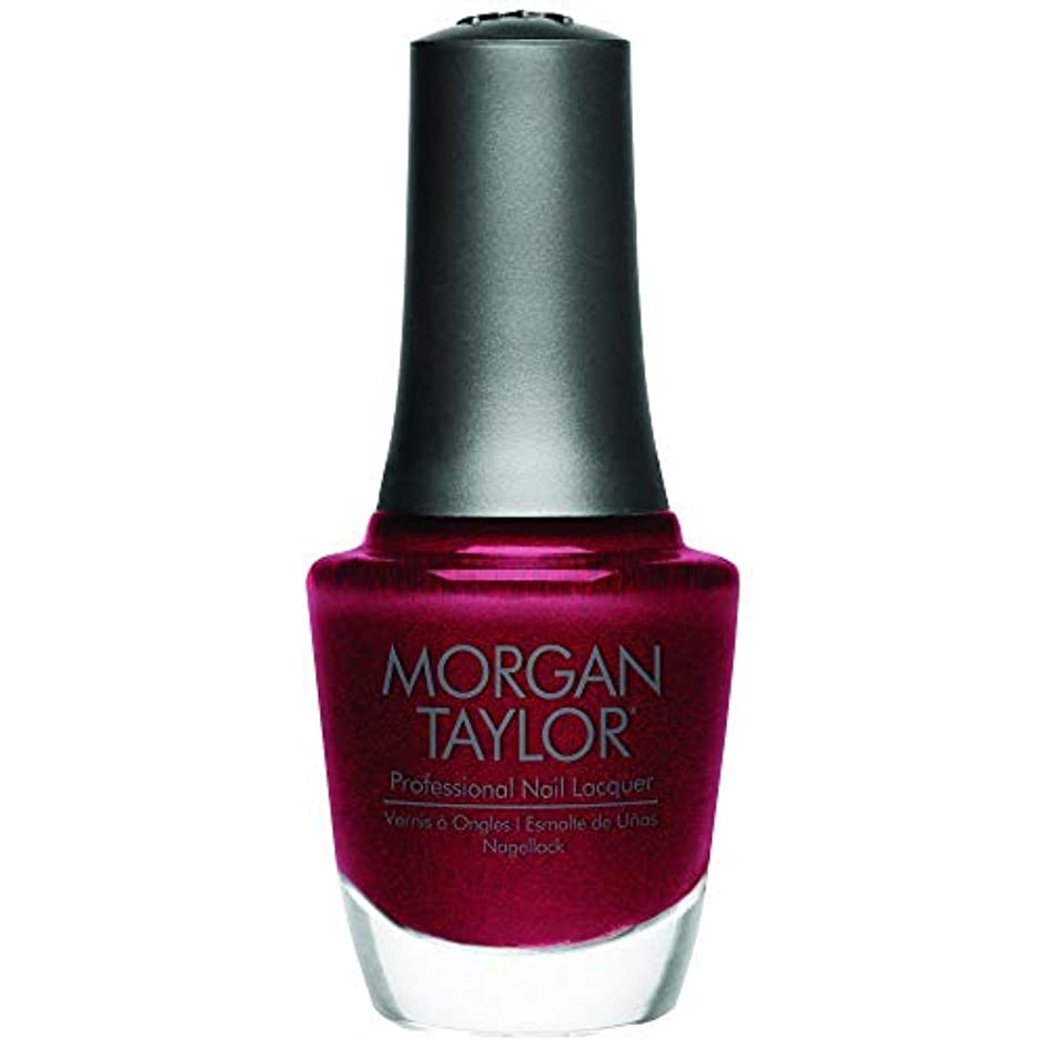 警告する弱まる花婿Morgan Taylor - Professional Nail Lacquer - I'm So Hot - 15 mL / 0.5oz