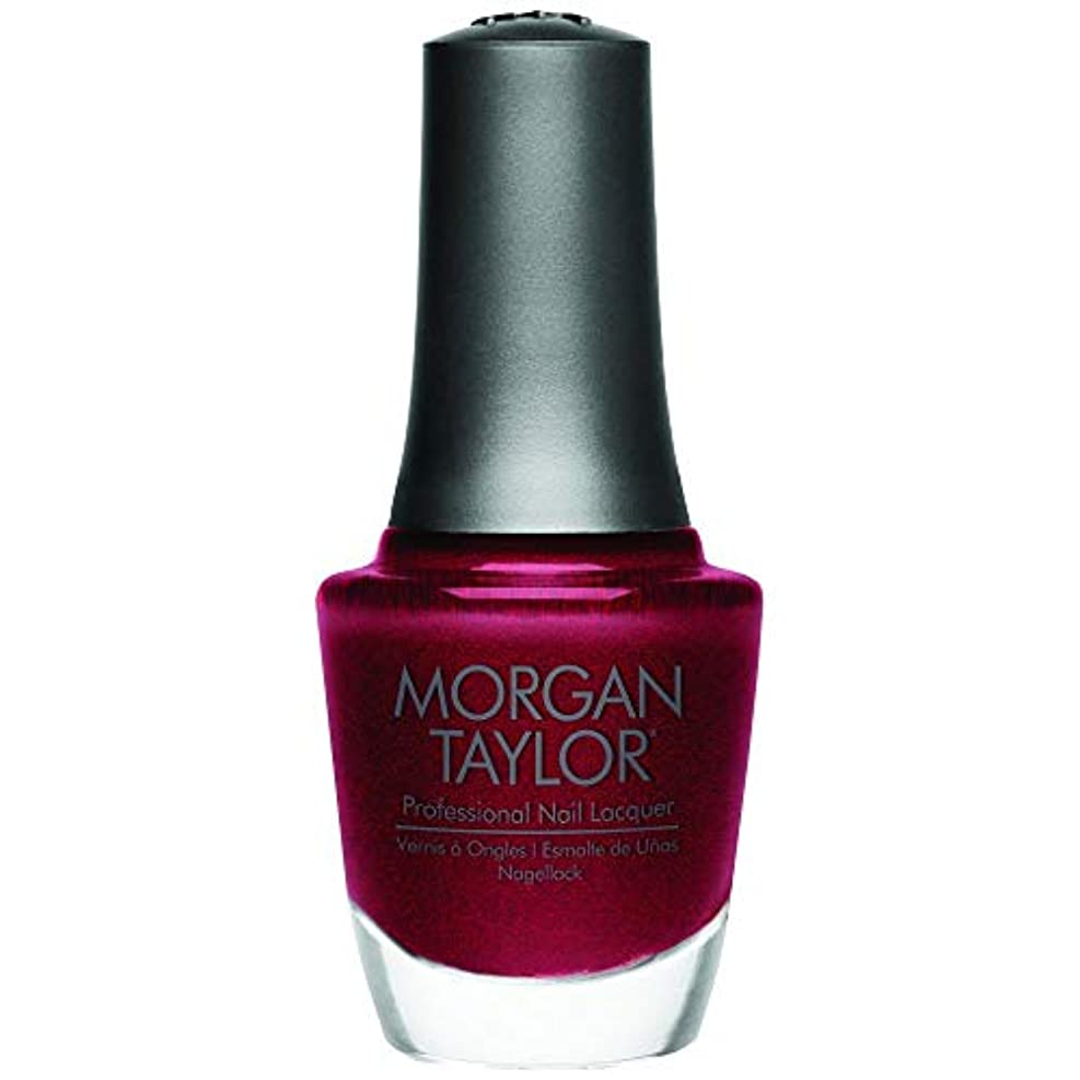 状況露ストレッチMorgan Taylor - Professional Nail Lacquer - I'm So Hot - 15 mL / 0.5oz