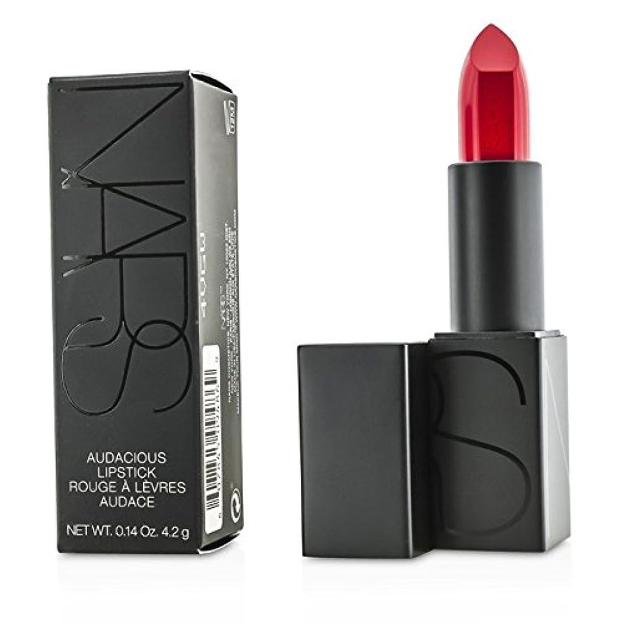 前進好奇心同様のナーズ Audacious Lipstick - Kelly 4.2g/0.14oz並行輸入品