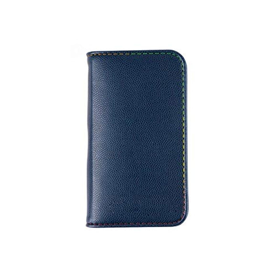 コンサルタントバー嵐JIAYIZS ナイフ美容ツールを金メッキのデッド皮膚にネイルクリッパープライヤー7点セットネイルマニキュアツールペディキュア (Color : Blue)