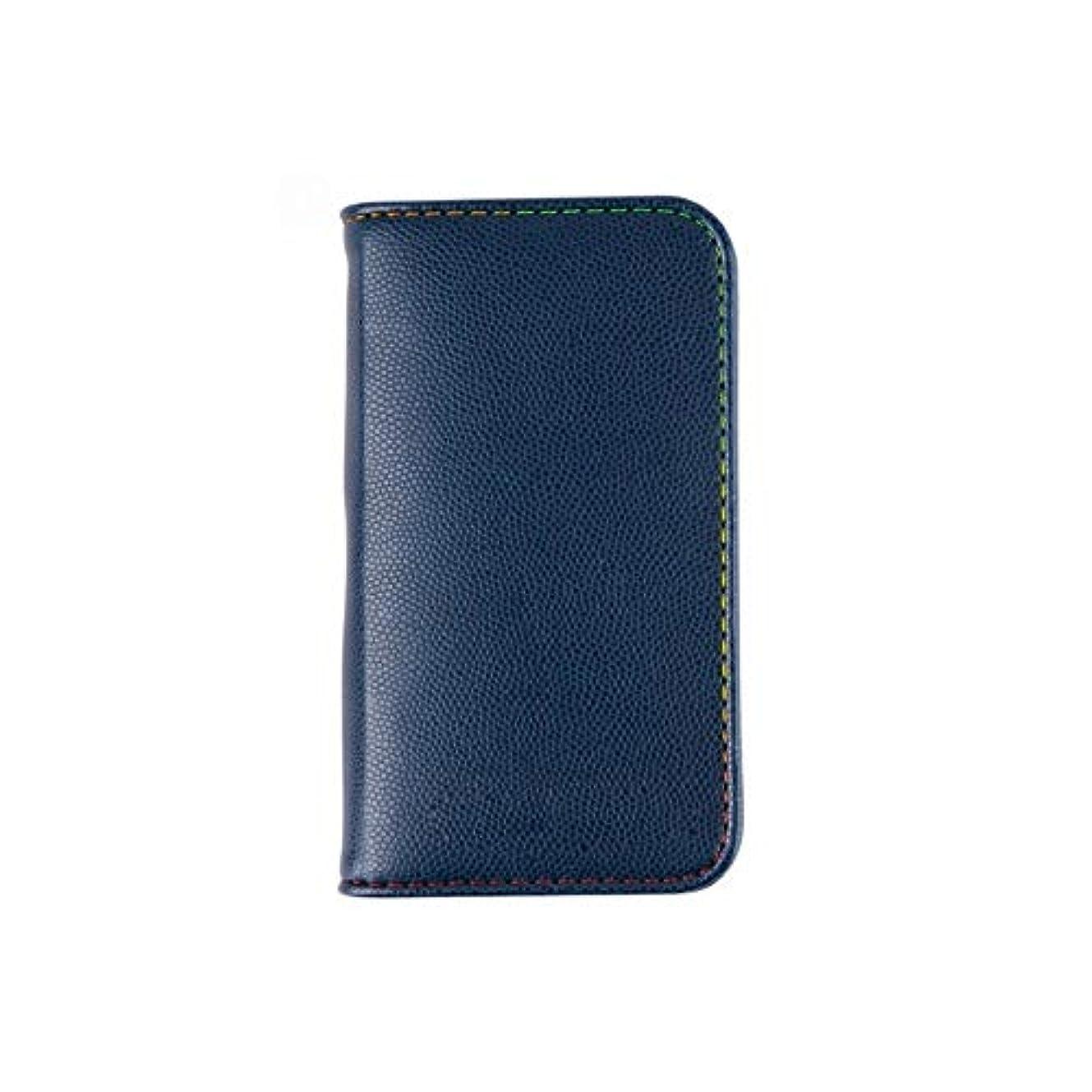 落ち込んでいるモッキンバード要求するJIAYIZS ナイフ美容ツールを金メッキのデッド皮膚にネイルクリッパープライヤー7点セットネイルマニキュアツールペディキュア (Color : Blue)