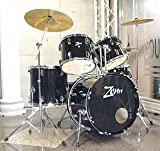 ZENN ドラムセット ZDS3000II BLACK(ブラック) / ZENN