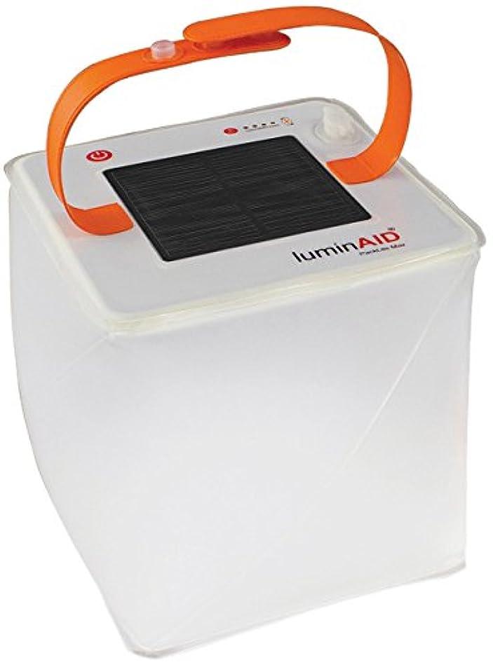 祖父母を訪問金銭的眉をひそめる(ルミンエイド) LuminAID パックライト MAX 37007