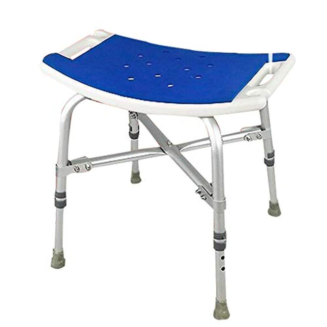 リンケージマイクロ透けて見える高さ調整可能 バス/シャワースツール ハンディキャップシャワーシート 障害者支援 人間工学に基づいた バスタブリフトチェア パディング付き 高齢者、障害者、成人向け ヘビーデューティ