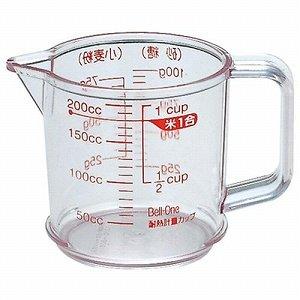 耐熱計量カップ・R200