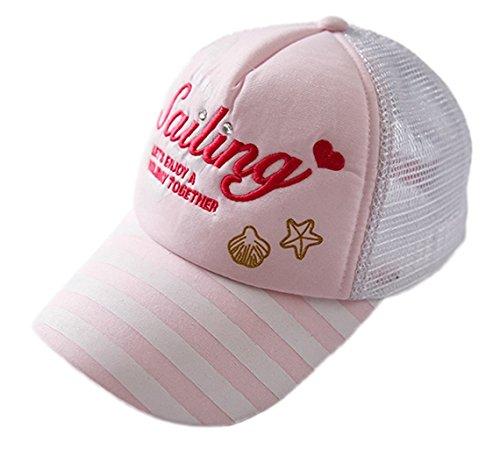 LeafIn ベビー 帽子 キッズ ハット キャップ 野球帽...